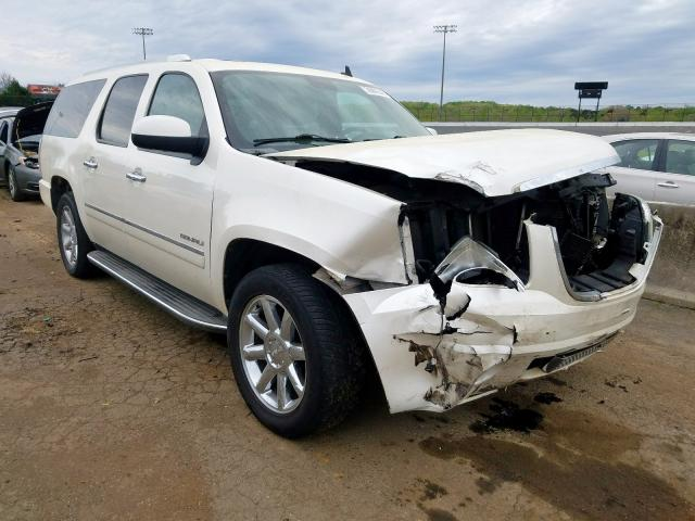 Salvage cars for sale from Copart Concord, NC: 2011 GMC Yukon XL D