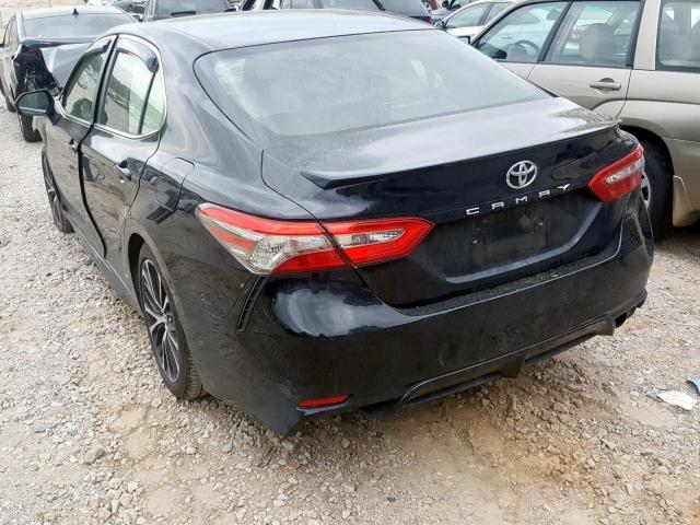 2018 TOYOTA CAMRY L - Right Front View