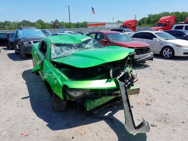 Chevrolet Camaro LT salvage cars for sale: 2011 Chevrolet Camaro LT