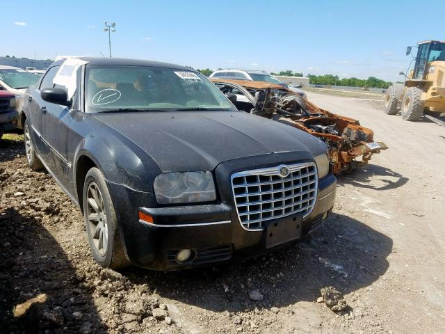 Salvage cars for sale from Copart Houston, TX: 2008 Chrysler 300 Touring