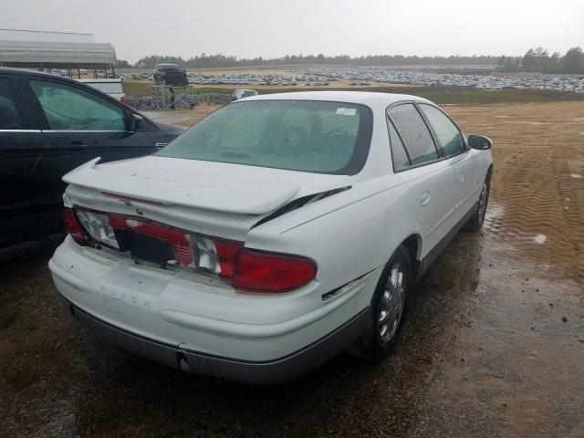 salvage title 1999 buick regal sedan 4d 3 8l for sale in gaston sc 29061050 a better bid car auctions