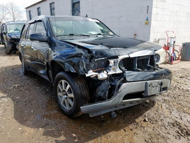 Buick Rainier CX salvage cars for sale: 2006 Buick Rainier CX
