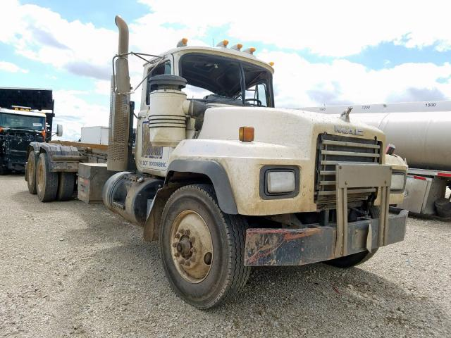 Mack 600 RD600 salvage cars for sale: 2001 Mack 600 RD600