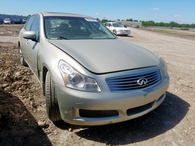2007 INFINITI G35 - Other View Lot 28446380.