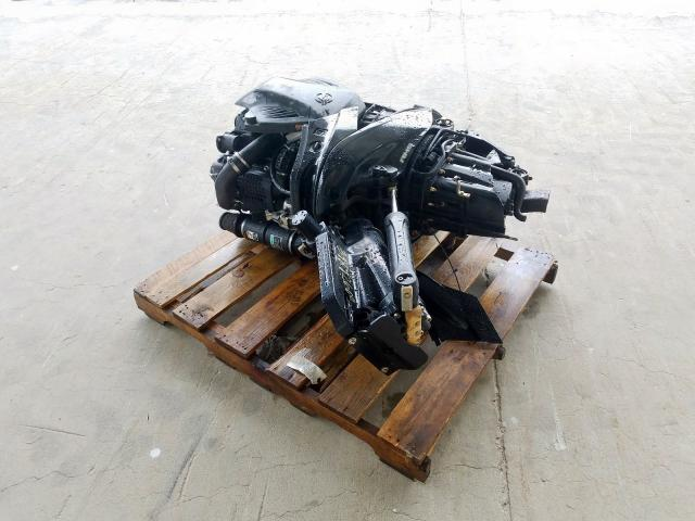 Salvage 2012 Mercury BOAT MOTOR for sale