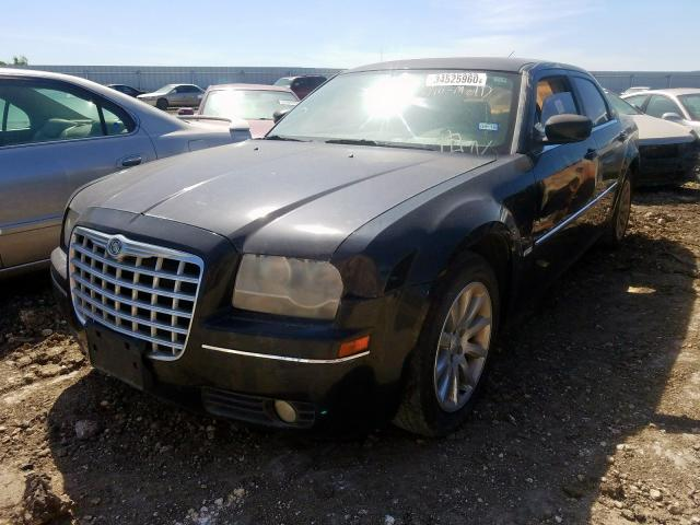 2008 CHRYSLER 300 TOURIN - Left Front View