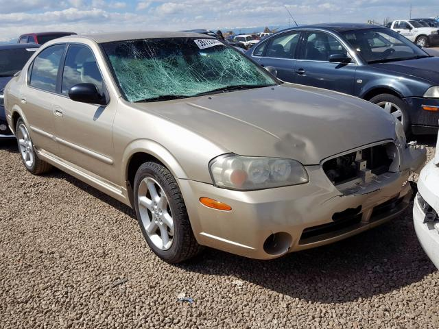 2002 Nissan Maxima GLE for sale in Brighton, CO