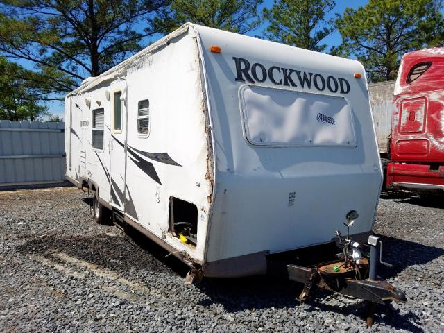 Rockwood Ultra Lite salvage cars for sale: 2008 Rockwood Ultra Lite