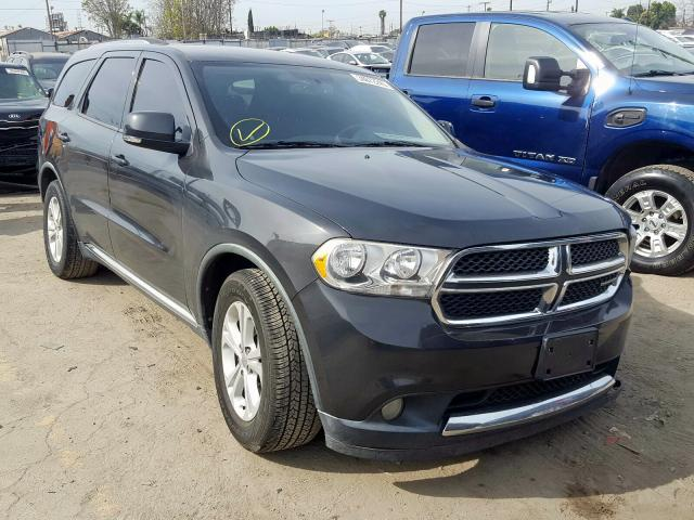 Dodge salvage cars for sale: 2011 Dodge Durango CR