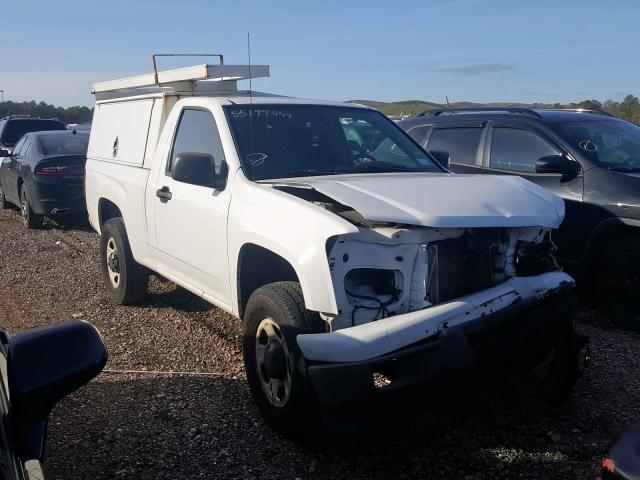 Chevrolet Colorado salvage cars for sale: 2012 Chevrolet Colorado