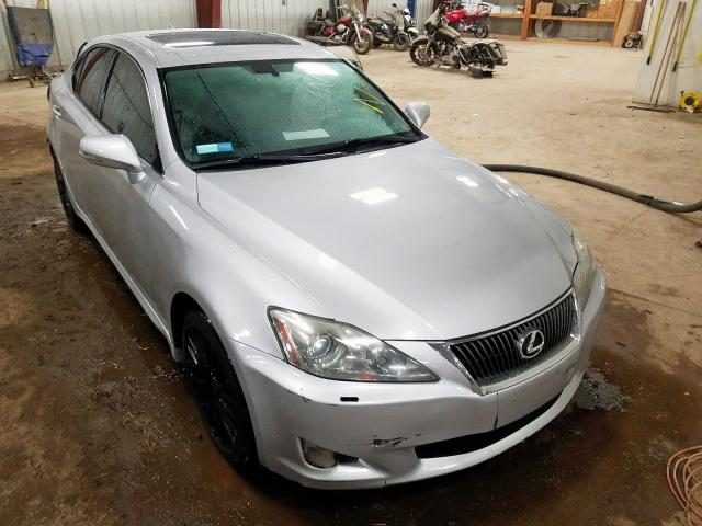 Lexus IS 250 salvage cars for sale: 2009 Lexus IS 250