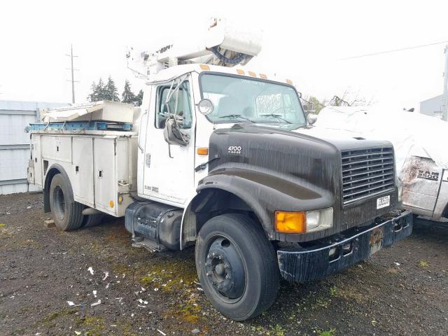 International 4000 4700 salvage cars for sale: 2000 International 4000 4700