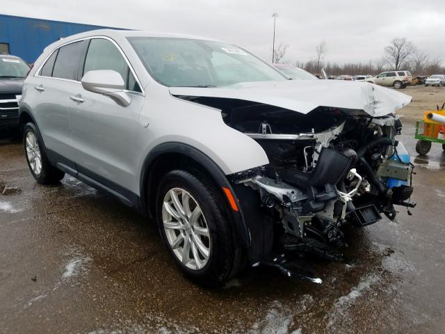 2019 Cadillac XT4 Luxury for sale in Woodhaven, MI