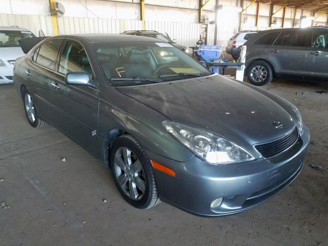 Salvage cars for sale from Copart Phoenix, AZ: 2005 Lexus ES 330
