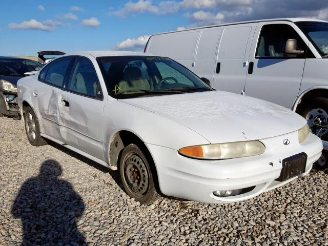 Oldsmobile Alero salvage cars for sale: 2003 Oldsmobile Alero