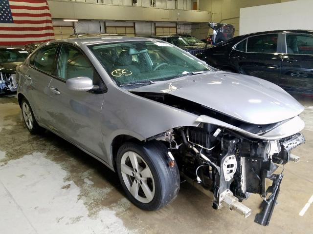 Salvage cars for sale from Copart Littleton, CO: 2016 Dodge Dart SXT