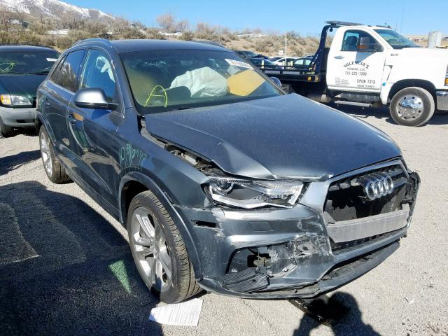 Salvage cars for sale from Copart Reno, NV: 2016 Audi Q3 Premium