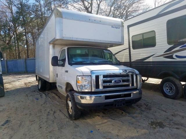 Ford Econoline salvage cars for sale: 2015 Ford Econoline