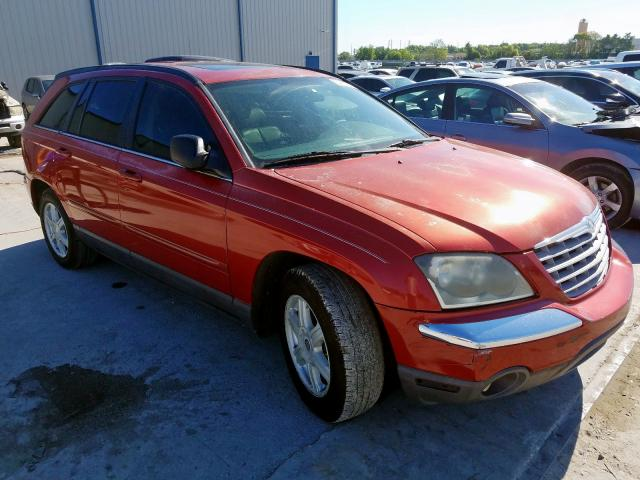 Salvage 2006 CHRYSLER PACIFICA - Small image. Lot 34912560