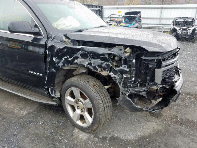 2015 Chevrolet TAHOE | Vin: 1GNSKBKC7FR555030