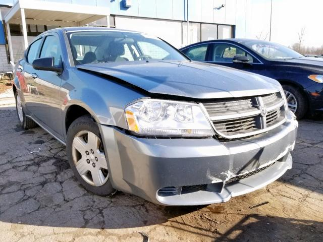 2010 Dodge Avenger SX for sale in Woodhaven, MI