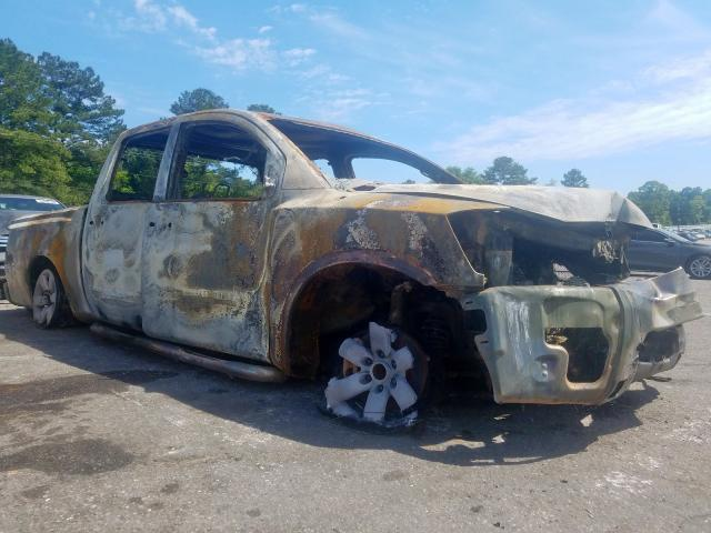 Nissan Titan XE salvage cars for sale: 2010 Nissan Titan XE