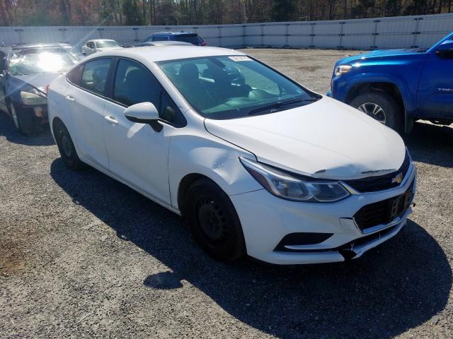 2016 Chevrolet Cruze Ls 1.4L, VIN: 1G1BC5SM0G7275553