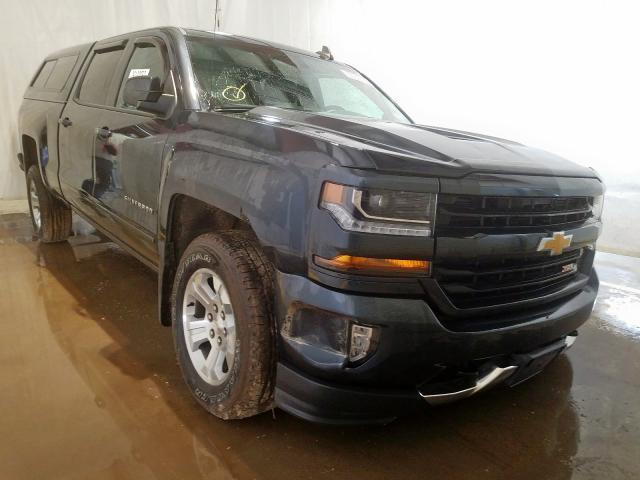 2017 Chevrolet SILVERADO | Vin: 1GCUKREC9HF194829