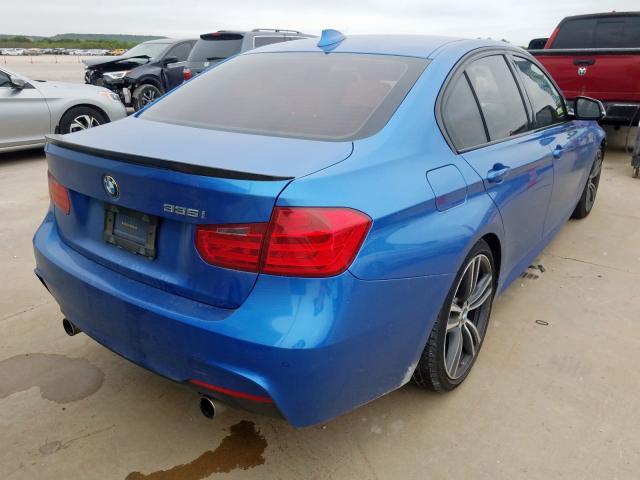 цена в сша 2015 BMW 335 I WBA3A9G5XFNS66490