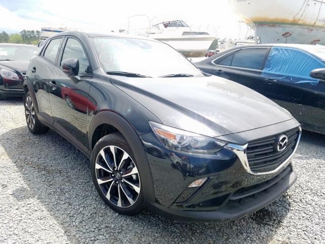 Salvage 2019 Mazda CX-3 TOURING for sale
