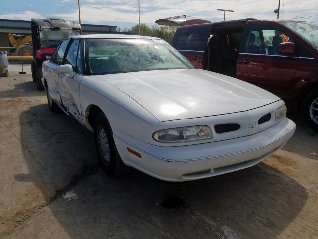 Oldsmobile salvage cars for sale: 1998 Oldsmobile 88 Base