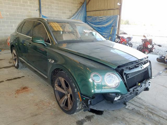 Bentley Vehiculos salvage en venta: 2017 Bentley Bentayga