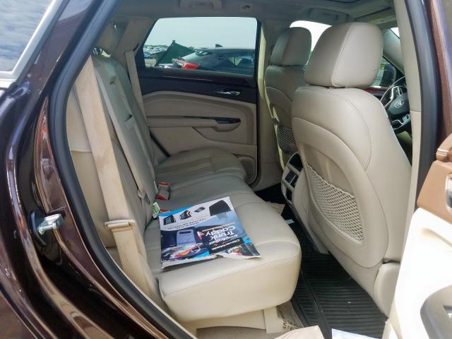 2016 Cadillac SRX   Vin: 3GYFNBE33GS571134