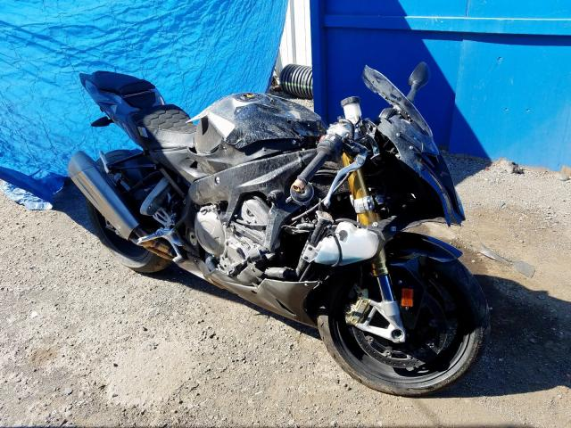 BMW S 1000 RR salvage cars for sale: 2017 BMW S 1000 RR