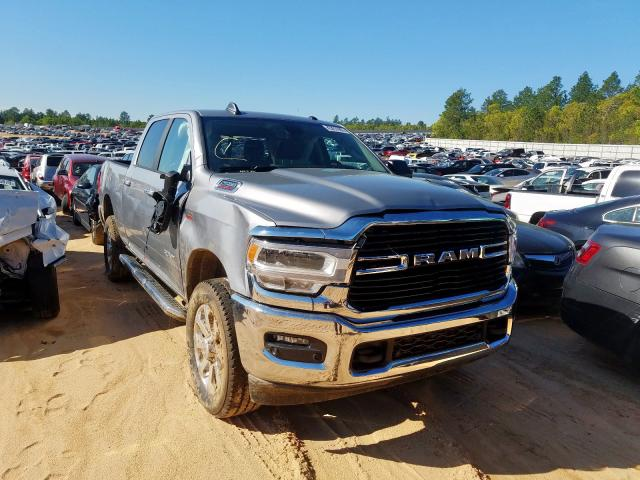 Salvage cars for sale from Copart Gaston, SC: 2019 Dodge RAM 2500 BIG H