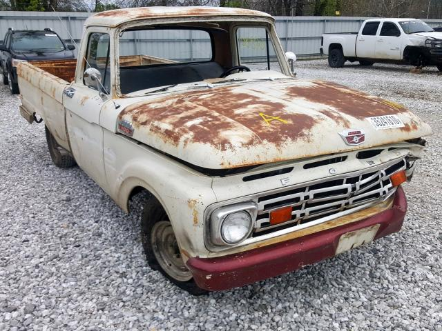 Ford Other salvage cars for sale: 1964 Ford Other