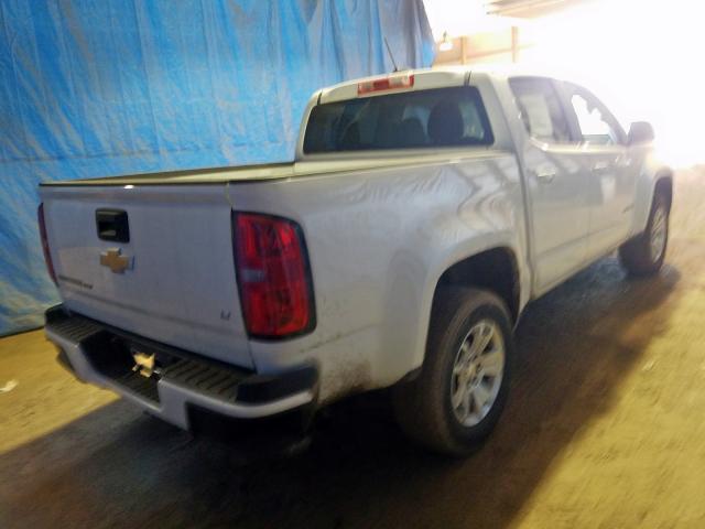 2018 Chevrolet COLORADO   Vin: 1GCGSCEN9J1286733