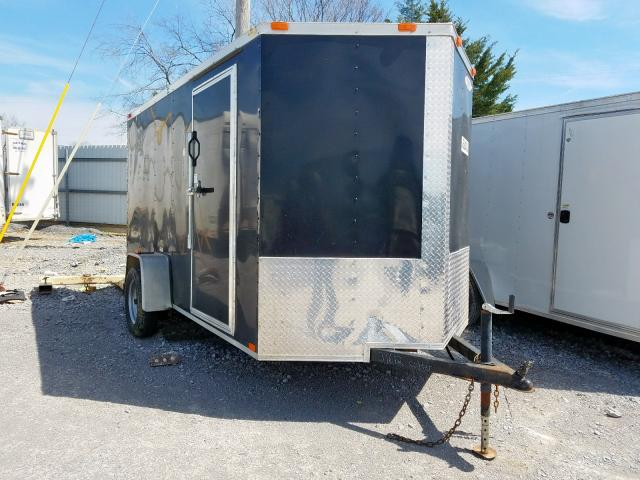 Cargo salvage cars for sale: 2016 Cargo Trailer