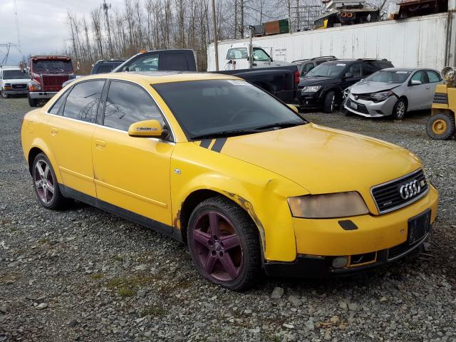 Salvage 2004 AUDI A4 - Small image. Lot 30017850