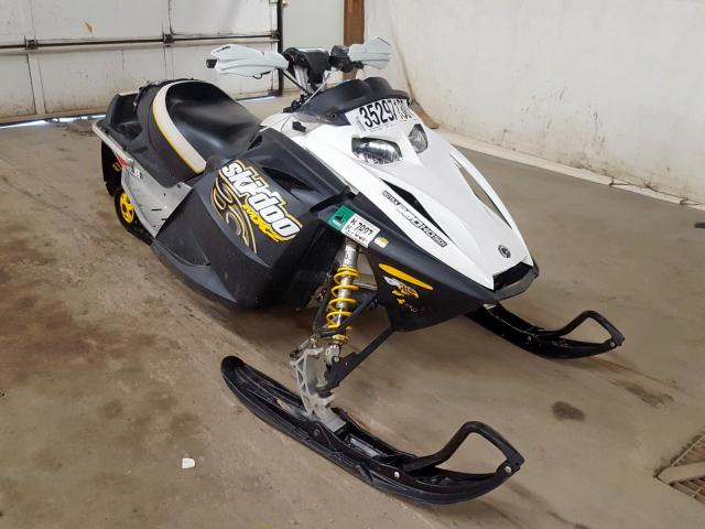 Skidoo salvage cars for sale: 2007 Skidoo MXZ Blizza