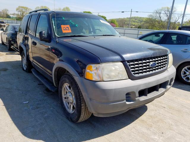 Ford Vehiculos salvage en venta: 2002 Ford Explorer X