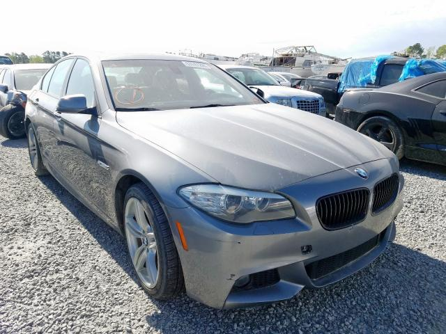 BMW salvage cars for sale: 2011 BMW 528 I