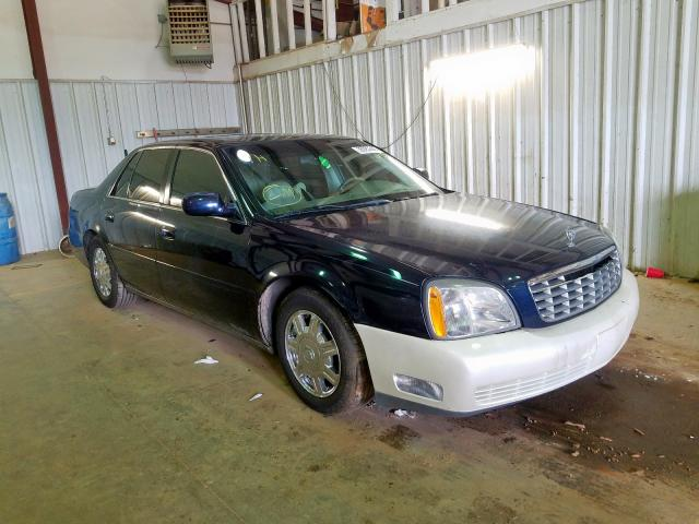 Cadillac Deville salvage cars for sale: 2003 Cadillac Deville