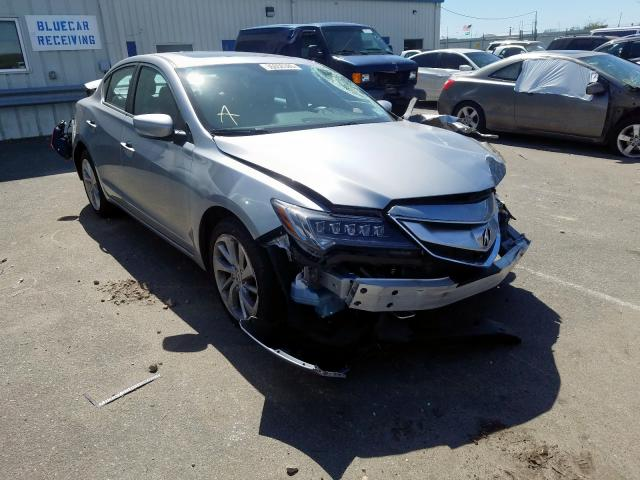 Acura ILX Base W salvage cars for sale: 2017 Acura ILX Base W