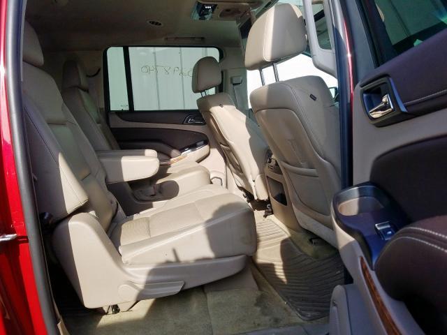 2015 Chevrolet SUBURBAN   Vin: 1GNSKKKC9FR119943