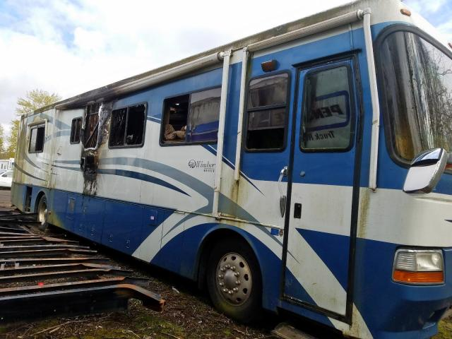 Roadmaster Rail Dyanaster salvage cars for sale: 2000 Roadmaster Rail Dyanaster