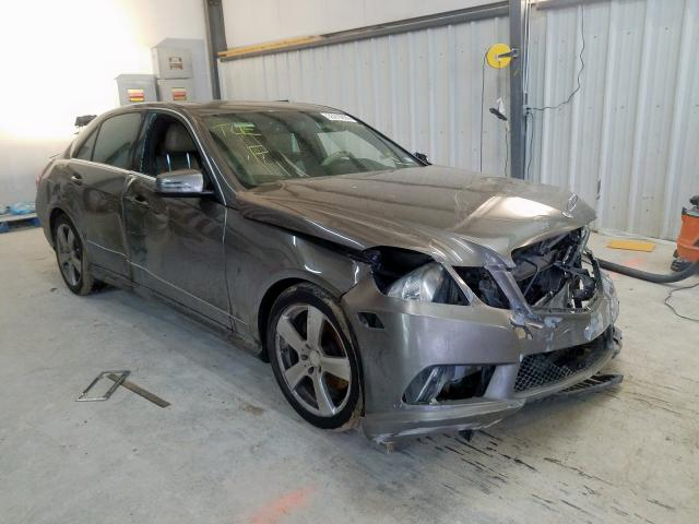 Mercedes-Benz Vehiculos salvage en venta: 2011 Mercedes-Benz E 350 4matic