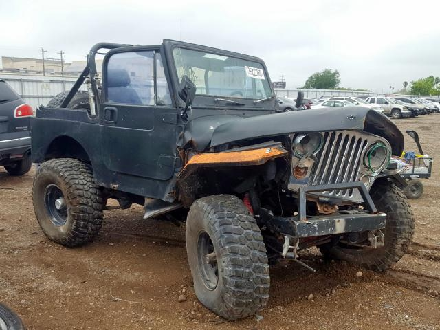 1984 Jeep Jeep CJ7 for sale in Mercedes, TX
