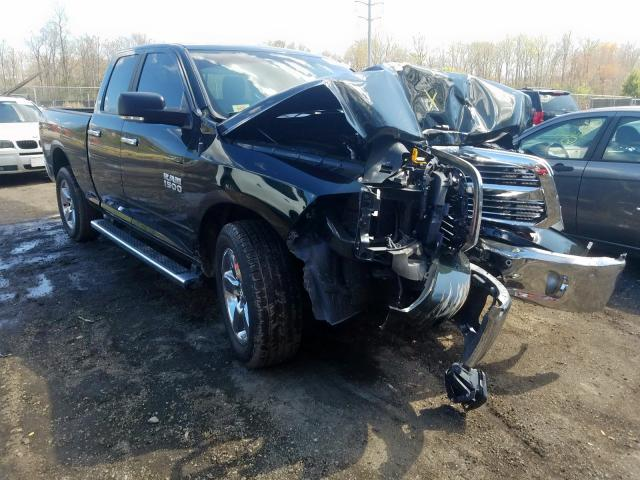 Salvage cars for sale from Copart Waldorf, MD: 2017 Dodge RAM 1500 SLT