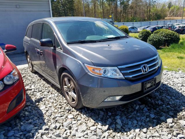 Honda Odyssey TO salvage cars for sale: 2013 Honda Odyssey TO